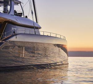 Luxurious Sunreef 80 luxury catamaran GAYA delivered