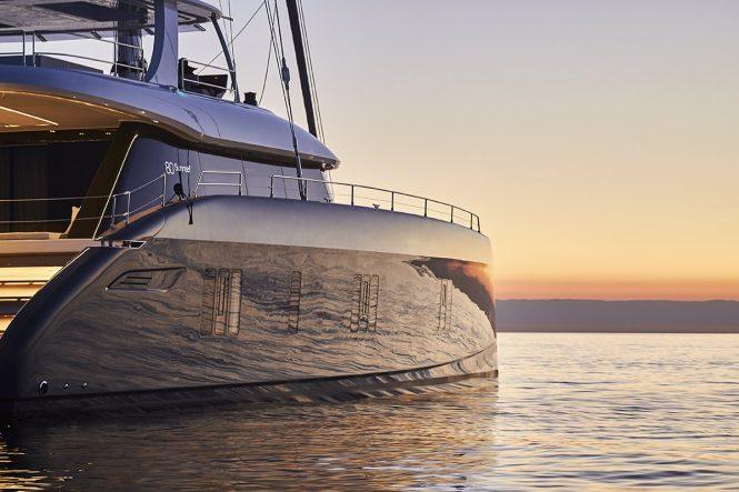 Sunreef 80 yacht GAYA