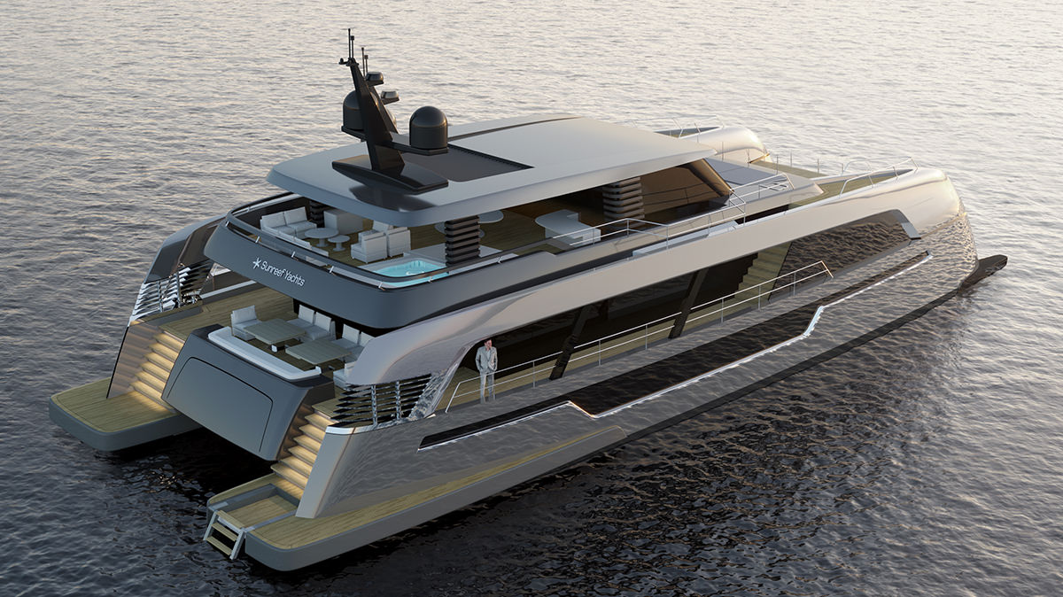 Sunreef Yachts 120 power