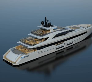 Tankoa yachts releases construction update on motor yacht Elettra
