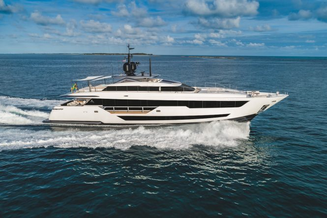 VISTA BLUE motor yacht