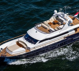 Van der Valk motor yacht Joy launched and delivered