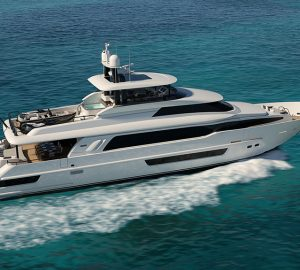 Crescent Custom Yachts unveils 117' and 110' motor yachts at FLIBS