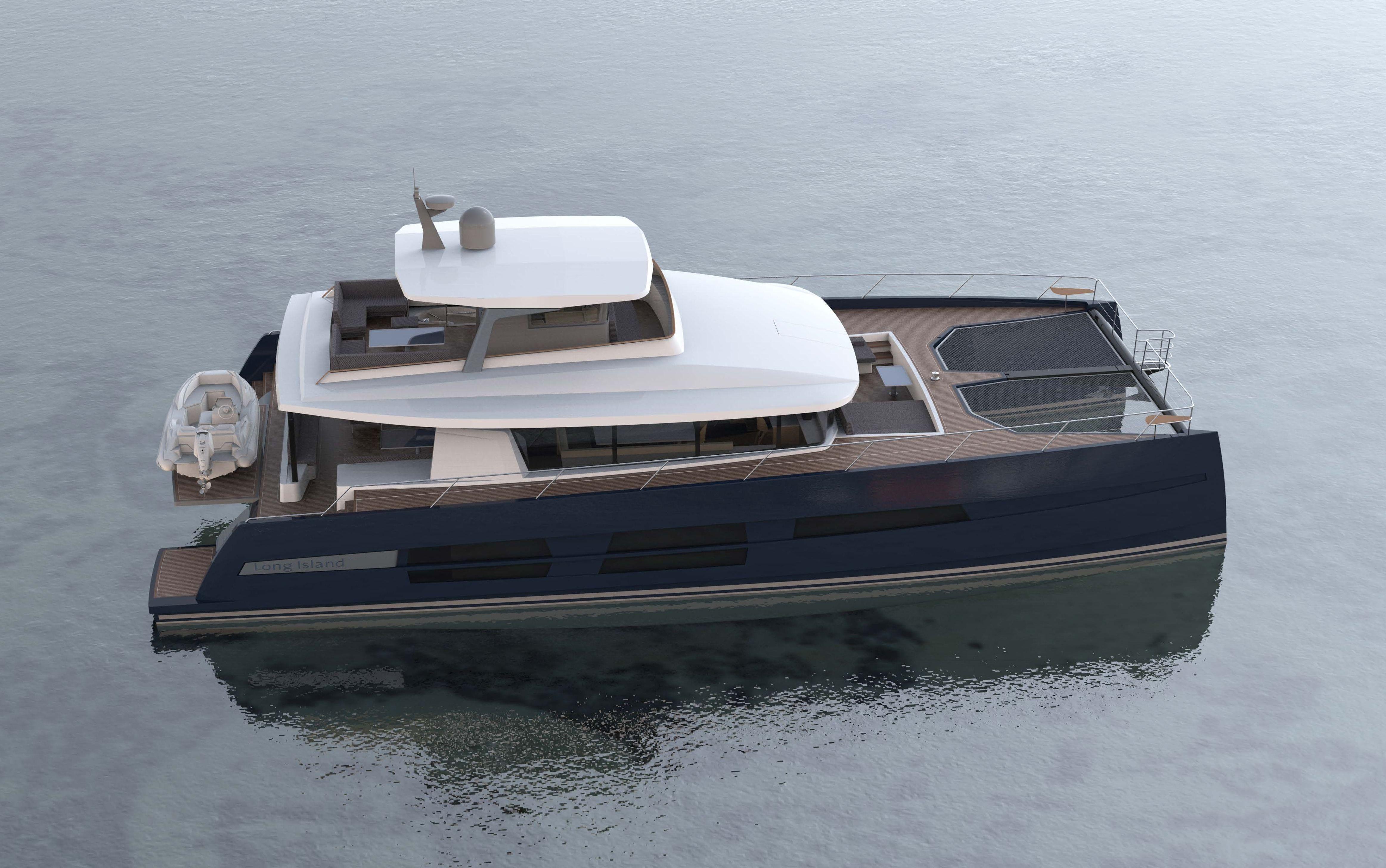 catamaran LONG ISLAND 78