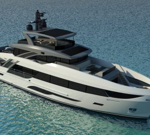Bering Yachts receives new order for a Bering 106 motor yacht