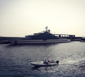 Oceanco mega yacht Jubilee finds new Owner