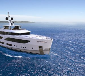 Baglietto releases interior images of M/Y Hull 10231