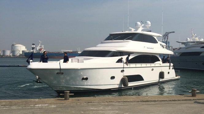 Barbarelle II by Horizon Yachts