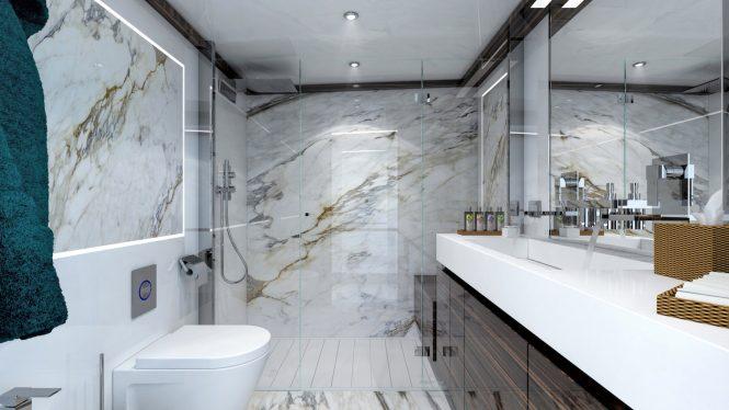 Bathroom - head