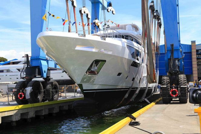 Benetti Mediterraneo 116 superyacht GOOD DAY