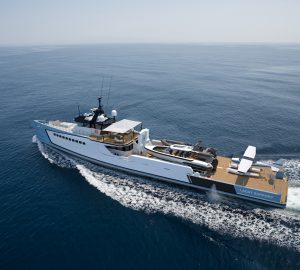55.5-metre Damen yacht support vessel sold
