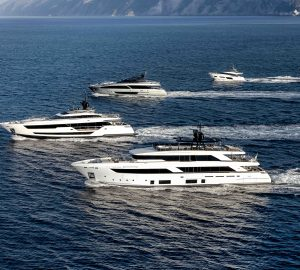 Ferretti Group among top-ranking in global yacht industry