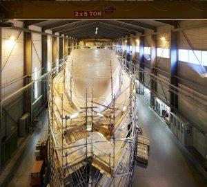 Heesen Luxury yacht YN 18750 'Project Aster' sold