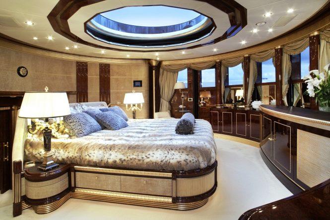 Luscious master suite