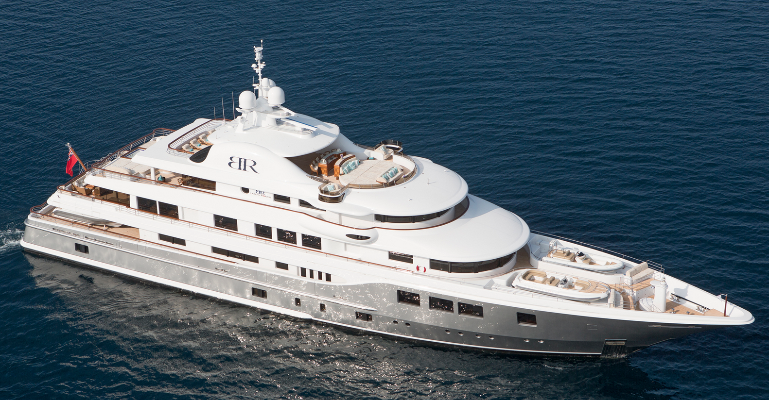 Luxury motor yacht BATON ROUGE