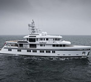 Feadship delivers ice-class expedition yacht Promise