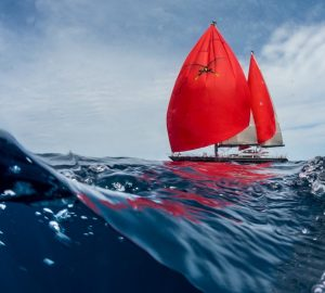 Last-minute: 59m SEAHAWK sailing yacht charter special in the Caribbean