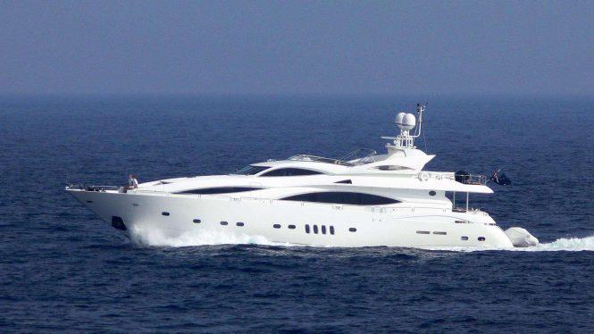 MI ALMA motor yacht