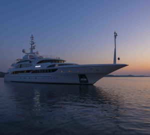 Motor yacht Mine Games renamed Lumiere II and ready for Caribbean & Bahamas charters