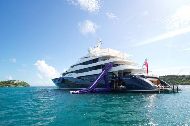 Motor yacht AMARYLLIS