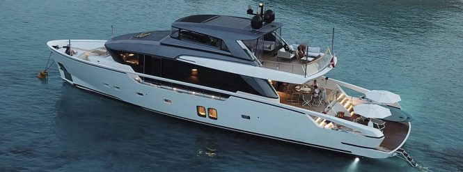 Motor yacht OZONE by Sanlorenzo