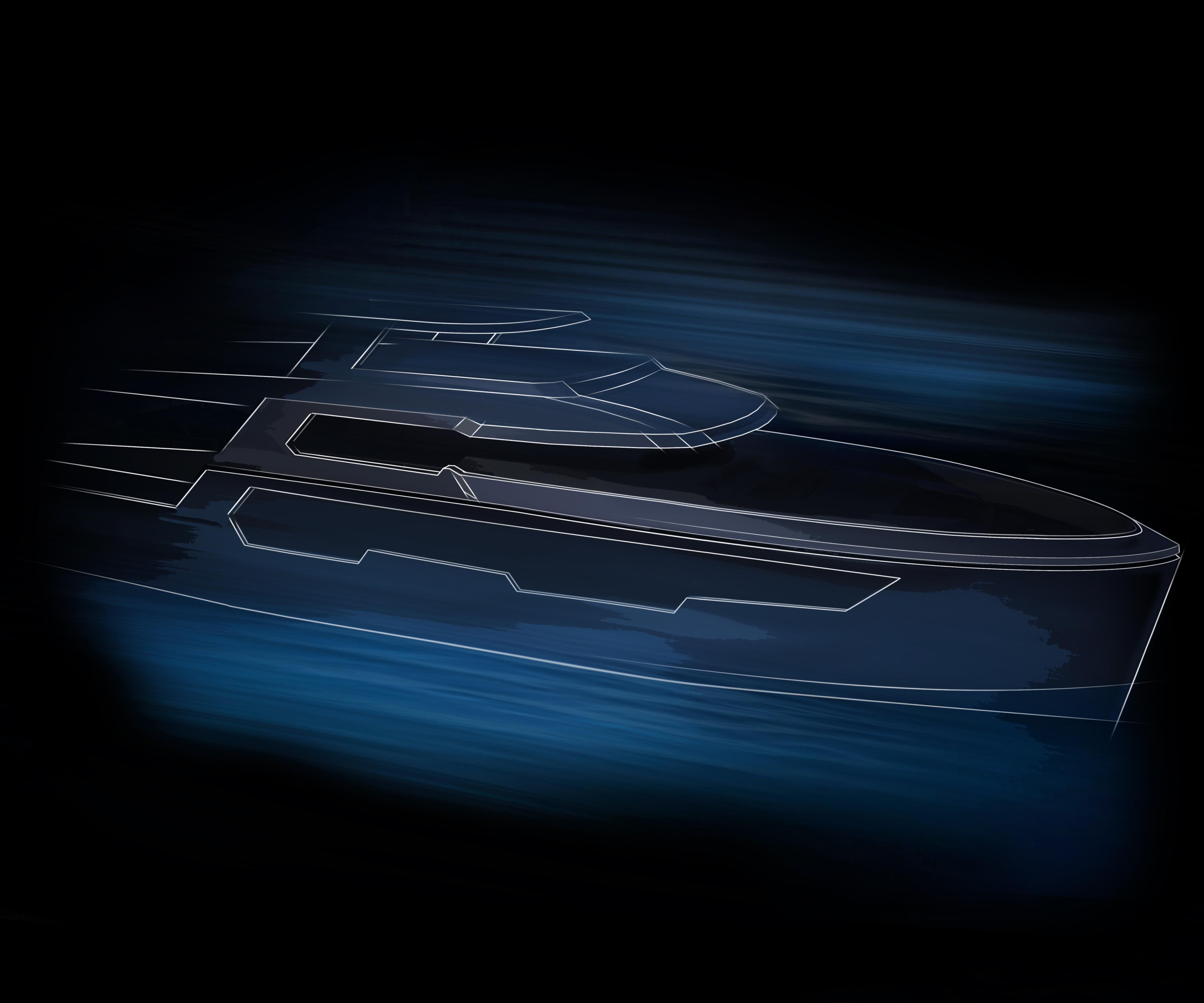 RSY 38m Explorer Yacht teaser