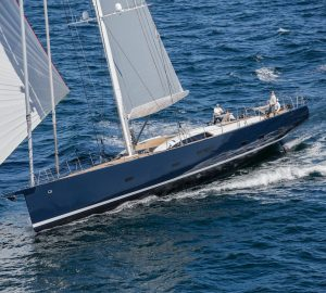 In focus: A closer look at the technology on board sailing yacht Satisfaction from Southern Wind