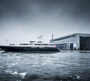 68-metre superyacht Archimedes completes refit at Feadship yard
