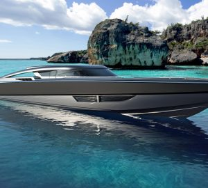 Federico Fiorentino unveils X-80 Super RIB Project for mega yachts