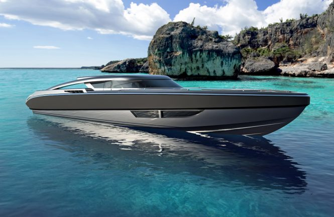 X-80 Super RIB Project by Federico Fiorentino