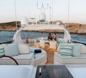 2018-refitted luxury motor yacht AMAYA ready for West Med charters