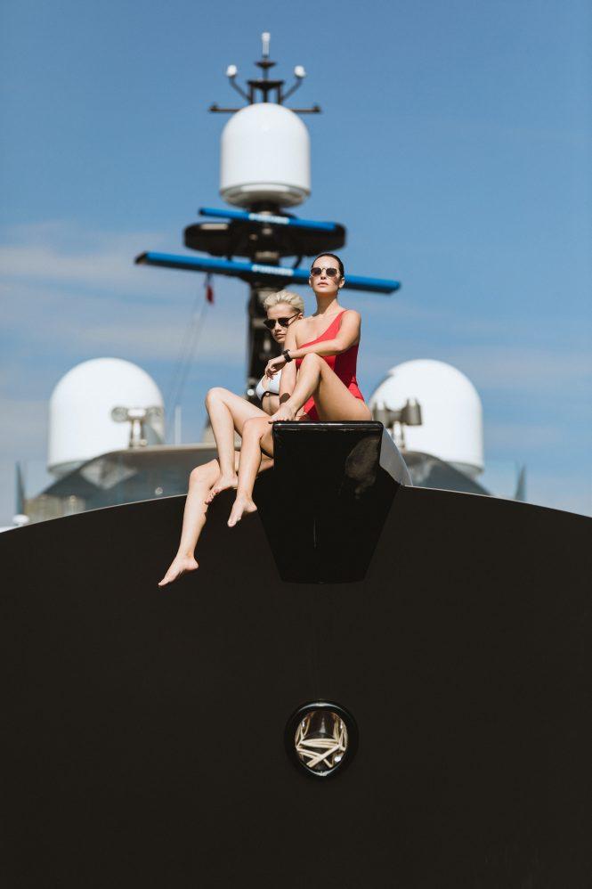 superyacht SOLO lifestyle photo