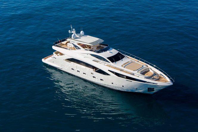 AMER CENTO yacht - sistership