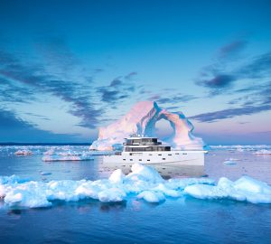 Arksen releases eco-friendly expedition yacht range