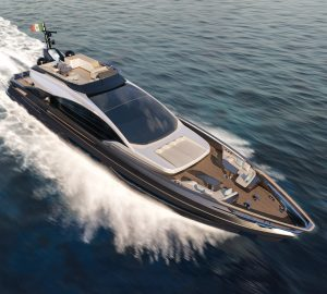 The new Grande S10 superyacht from Azimut