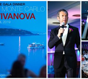 Club Vivanova to host Monte Carlo luxury gala for charity in April 2019