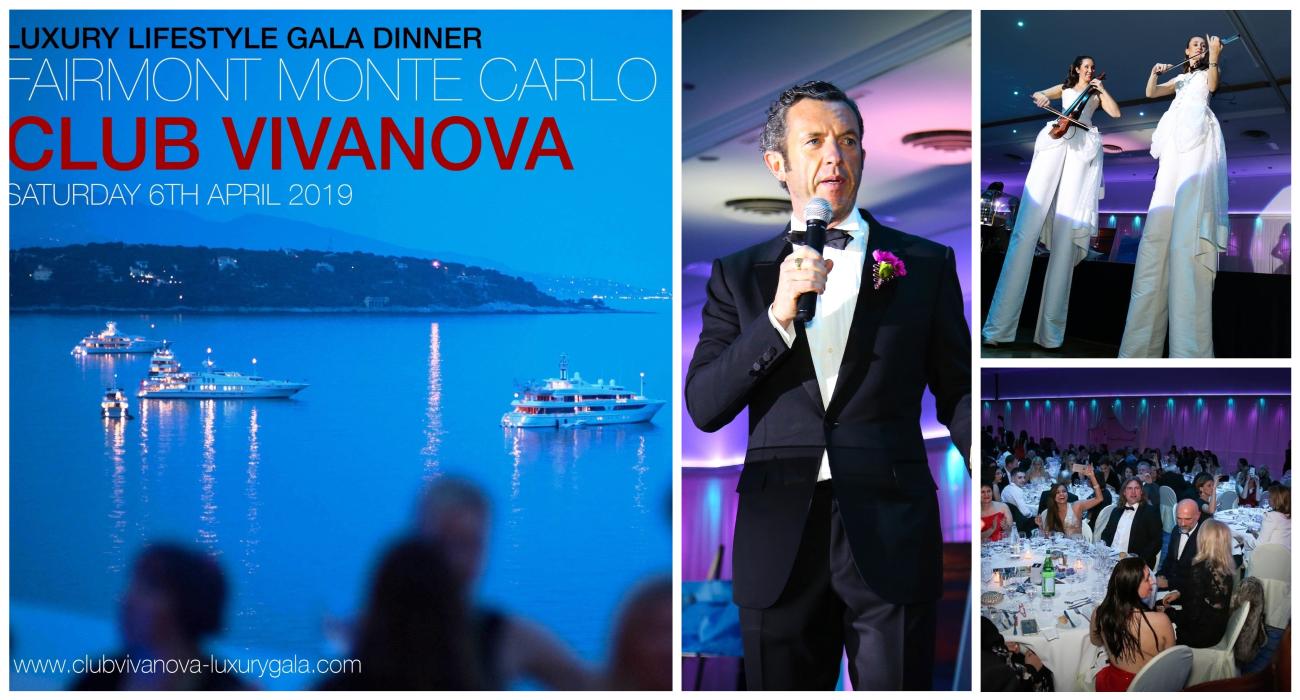 Club Vivanova Gala Dinner