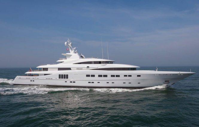 Luxury mega yacht SECRET by Abeking & Rasmussen