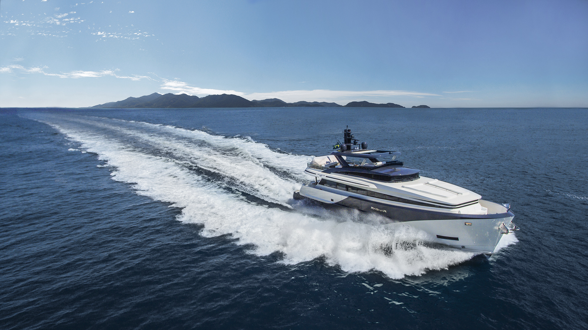 MCP 925 motor yacht RAGNAR - © MCP Yachts
