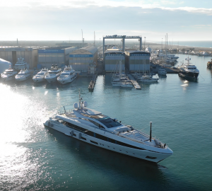 Mangusta superyacht El Leon completes Atlantic crossing