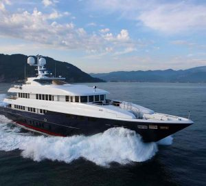 No Repositioning Fees for 50m charter yacht ZALIV III in Croatia