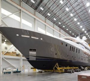 53-metre superyacht MLR launched by Delta Marine