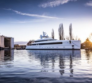 58m Feadship superyacht NAJIBA launched