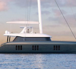 Sunreef Yachts announces 'New Beginnings' Sunreef 70 sailing yacht under construction