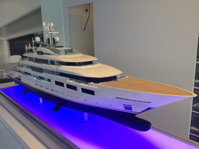 Oceanco Project Yasmin