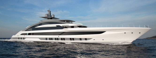 Project Cosmos by Heesen Yachts to be launched in 2022