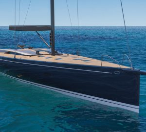 Nauta Yachts reveals more details on the new RP-Nauta 100' sailing yacht