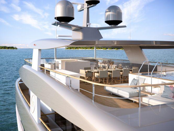 RSY 50m Upper deck