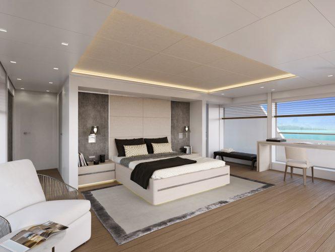 RSY 50m Master suite