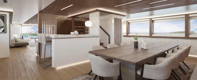 RSY 50m Dining area